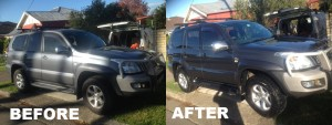 Mobile Detailing Newcastle