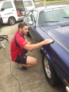 car maintaining