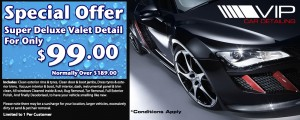 VIP Carcare Detailing Newcastle