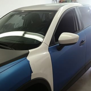 Sticker Removal Detailing