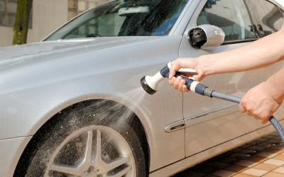 Easy steps for washing your car