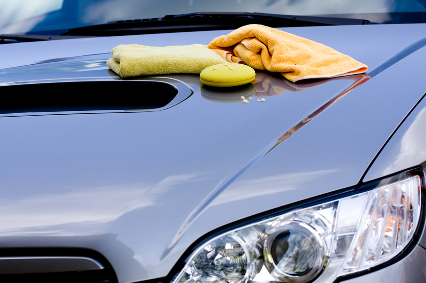Polishing your car