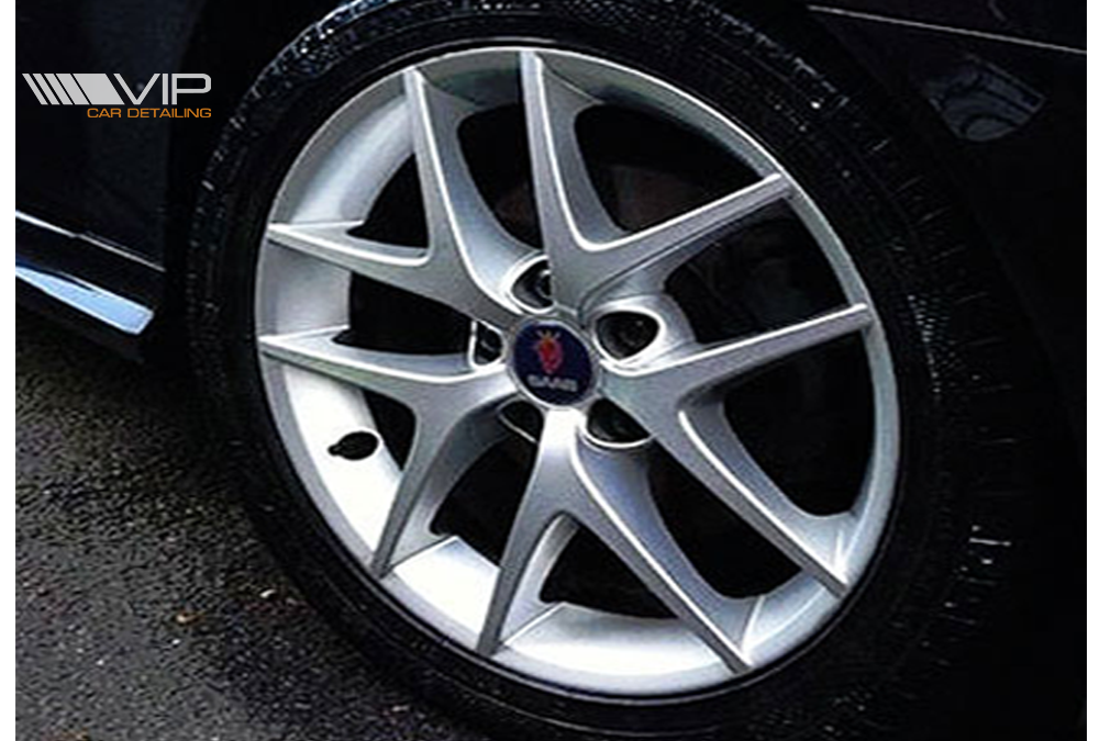 Detailing your Car's Wheels